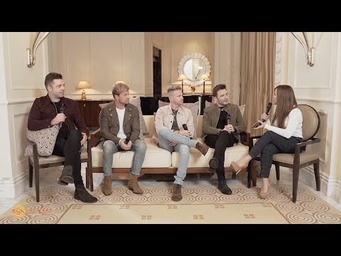 How WESTLIFE Reunited After ED SHEERAN Wrote Three Songs For Them Mp3
