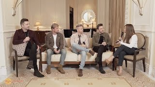 How WESTLIFE Reunited After ED SHEERAN Wrote Three Songs For Them