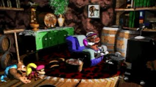 Donkey Kong Country 3 105% Walkthrough Part 1: Long Overdue Start! (With Commentary)