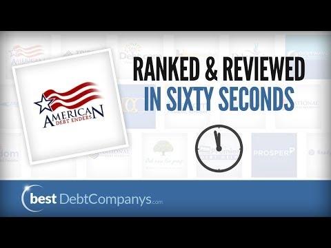 American Debt Enders 60 Second Review