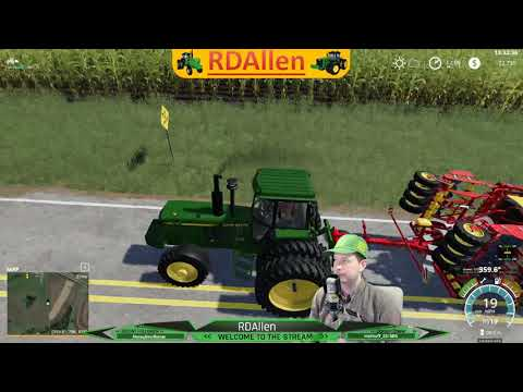 Starting Out On Westby Wisconsin FS19 Multiplayer RDAllen 01 18 19