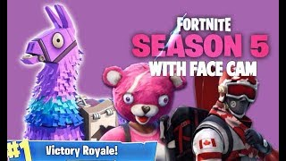 GOOD CONSOLE PLAYER!  Duos GRIND with GEESICE  *FACECAM*  700+ WINS  Tips & Tricks