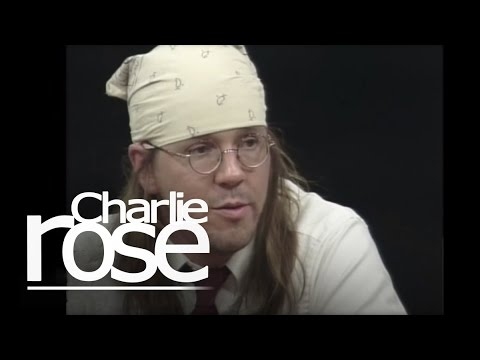 David Foster Wallace on Fame (Mar. 27, 1997) | Charlie Rose