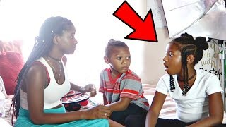 I AM NOT YOUR MOM PRANK ON MY KIDS (GONE WRONG) !!! | LACY'S FILES