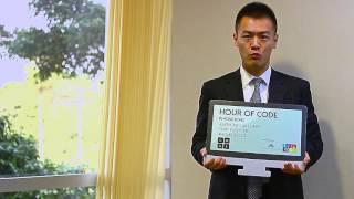 劉鳴煒先生:「學習編程能鼓勵創新和解難」