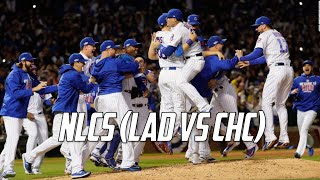 MLB | 2016 NLCS Highlights (CHC vs LAD)
