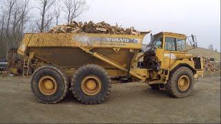 Скачать Big Load Of Wood That I Can 39 T Deliver
