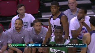 Quarter 1 One Box Video :Mavericks Vs. Celtics, 7/14/2017