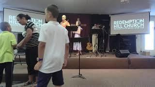June 27th Worship Service