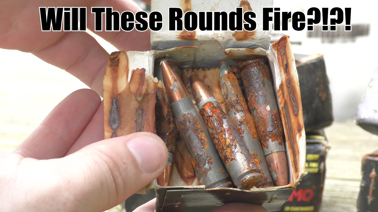 Will this ammo fire after surviving a Fire.