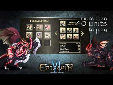 EpicWar VI Trailler