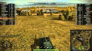 World of Tanks. Нуб побеждает страх! via MMORPg.su
