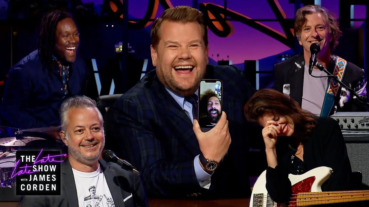 Thank You For Being Here  - Corden Catch-Up
