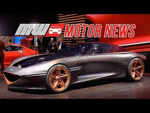 Motor News: 2018 New York International Auto Show