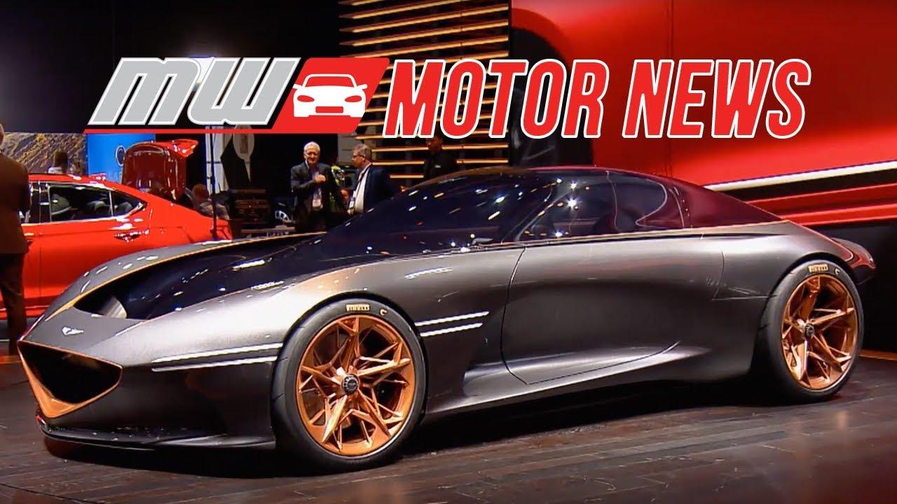 motor news: 2018 new york international auto show - youtube