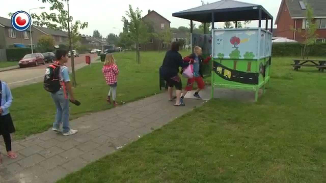 Actie tegen opstapplekken leerlingenvervoer De Fryske ...