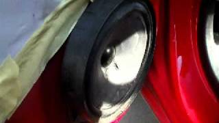 2002 Honda Civic Speaker removal