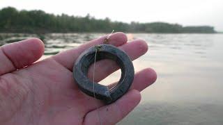 С ЭТОЙ СНАСТЬЮ ВСЕГДА БУДЕТЕ С РЫБОЙ Рыбалка осенью в октябре Ловля на кольцо 2021