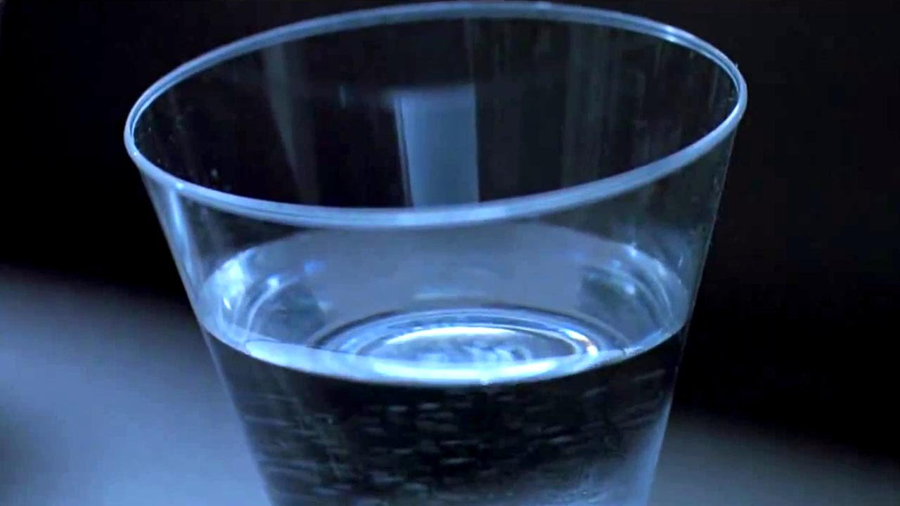 Glass Of Water To Cups
