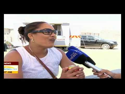 Nama-Gôi festival kicks off in Namaqualand