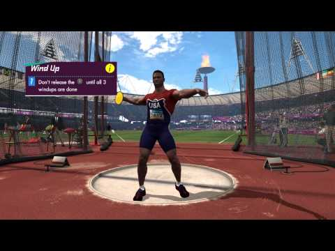 PC Longplay [376] London 2012 The Official Video Game of the