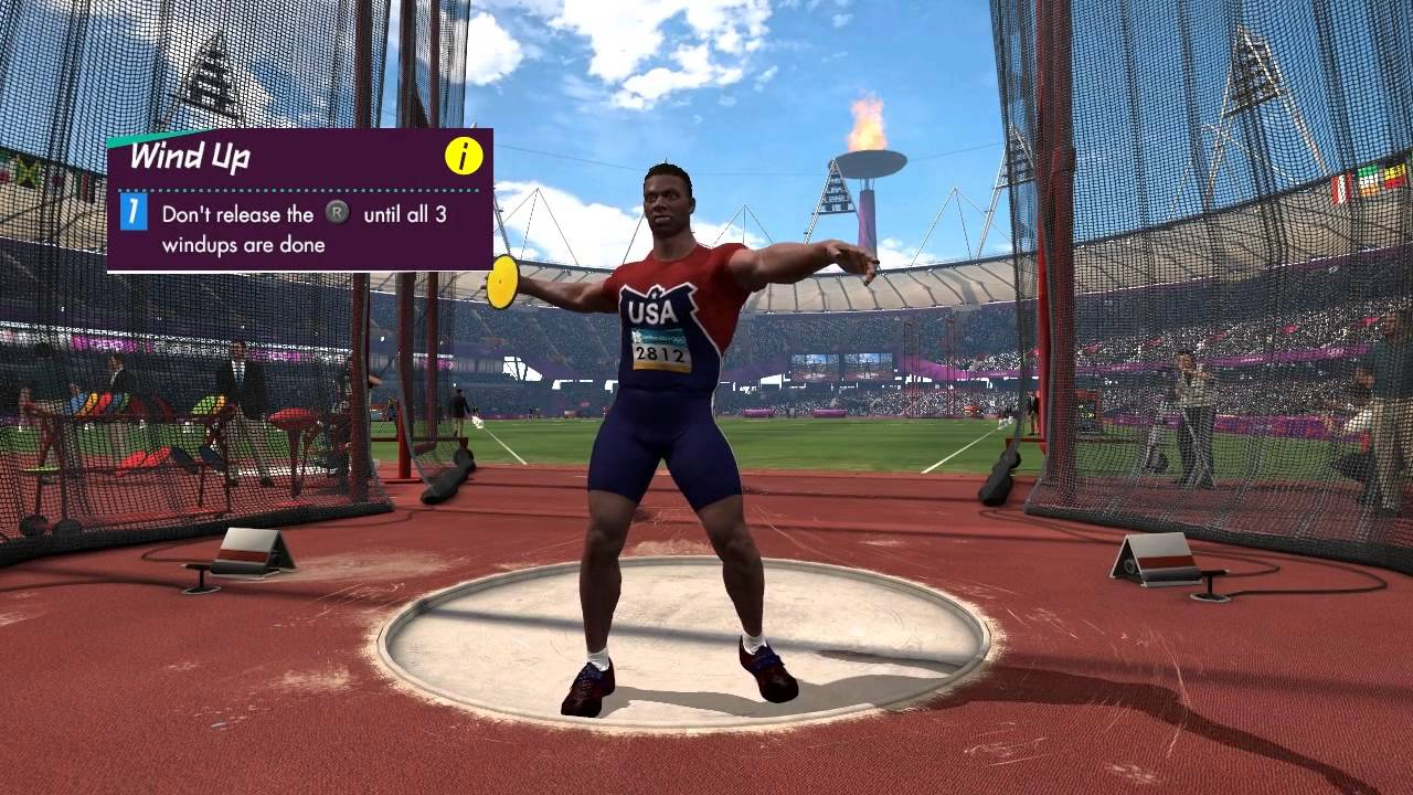 Pc Longplay 376 London 2012 The Official Video Game Of