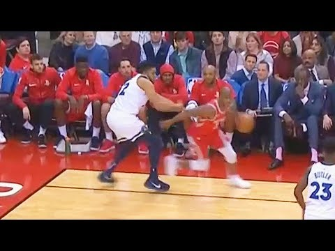 Download Youtube: Chris Paul TRIES TO BREAK KARL ANTHONY TOWNS ANKLES BUT GETS SHUT DOWN!
