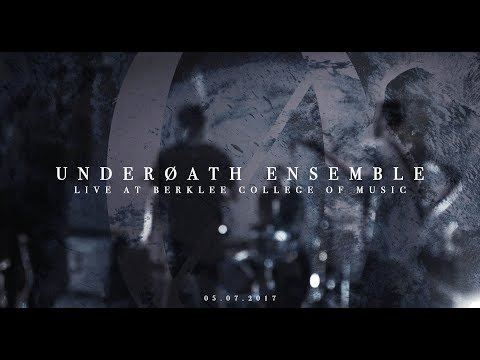 Underøath Ensemble (Full Performance) Live at Berklee College of Music