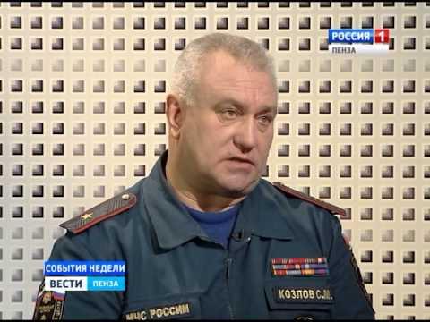 Сергей Козлов дал эксклюзивное интервью телеканалу «Россия 1. Пенза»