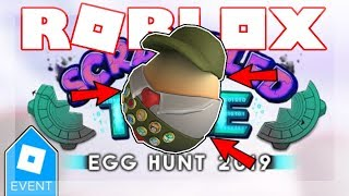 [EGG HUNT 2019 ENDED] HOW TO GET THE EGGLE SCOUT! | Roblox Backpacking