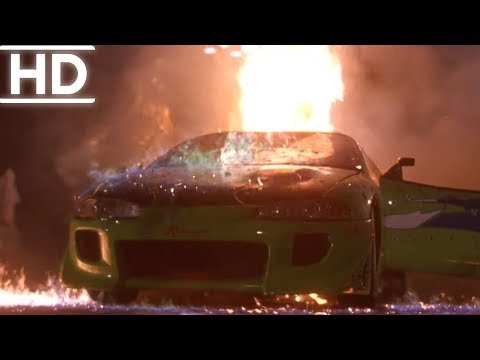Hızlı Ve Öfkeli 1 | Bu İnanılmaz Bi Araba | (1080p)