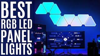 Top 10: Best RGB LED Wall Lights of 2021 / Hexagonal Wall Light / Triangle Light / LED Panel Light