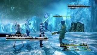 Final Fantasy XIII - Vediamo da più vicino - gameplay ita