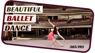 Ballet beautiful dance -ballet solo 195