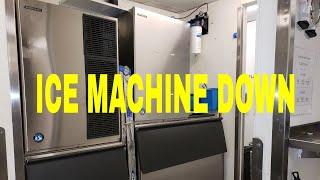 Hoshizaki Ice Machine not working