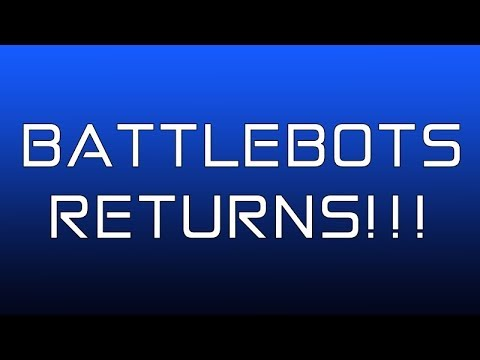BATTLEBOTS RETURNS IN MAY ON DISCOVERY