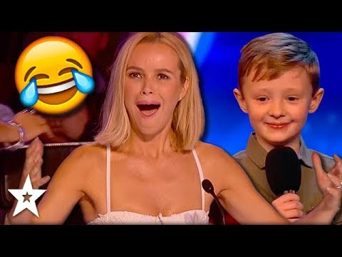 Ned Woodman ROASTS Judges | All Performances | Got Talent Global