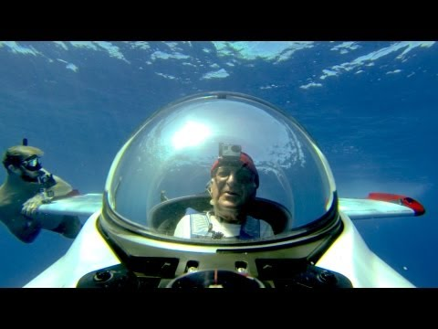 GoPro: DeepFlight Submersible - Searching for Whale Song