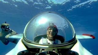 Repeat youtube video GoPro: DeepFlight Submersible - Searching for Whale Song