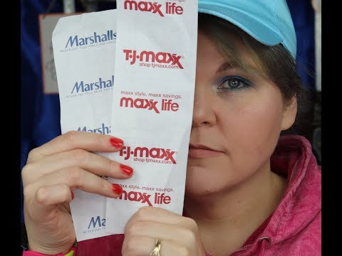 TJMAXX & MARSHALLS Shopping Haul - JACKPOT! HEAVEN! SCORE!! thumbnail