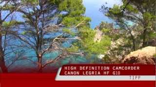 Hiking on Mallorca, Chapter 2, High Definition Video 1080p by Canon Legria / Vixia HF G10