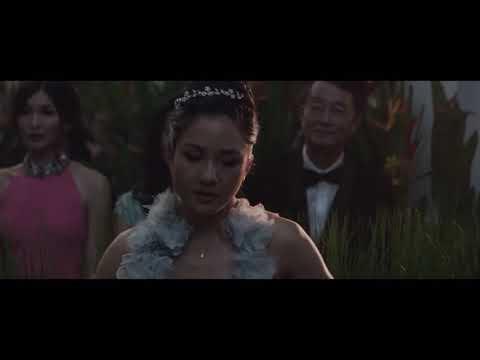 Crazy Rich Asians Wedding Scene