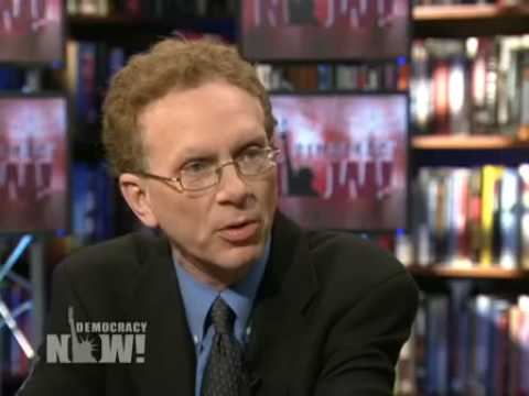 """Robert McChesney and John Nichols on The Death and Life of American Journalism"""" 2 of 3"""
