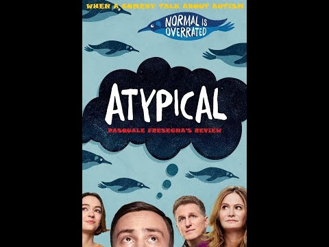 REVIEW ATYPICAL: When a Comedy Talk about Autism || Mickey Rowe's Reasons
