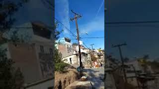 Derrumbe en Lomas del Rubí