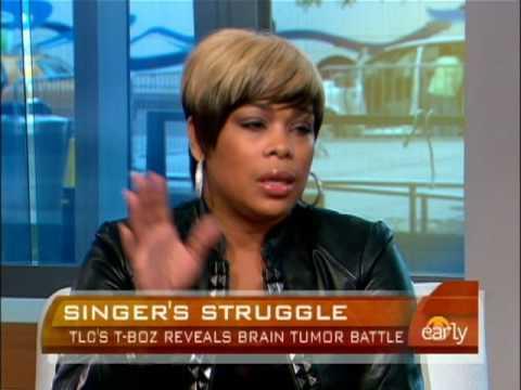 TBoz's Brain Tumor Battle