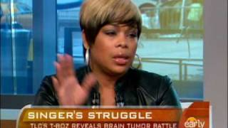 T-Boz's Brain Tumor Battle