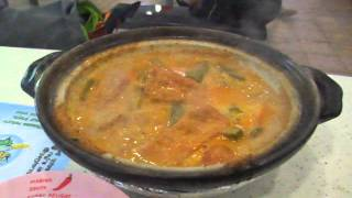 Tiong Bahru Market - Marina South Curry Delight - Curry Fish Head