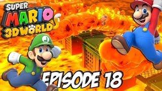 Super Mario 3D World: Let's Fun | Coup dans le dos | Episode 18 Thumbnail