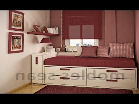 Hot 60 + Small Bedroom Space-saving Ideas Design Ideas 2018 - Home Decorating Ideas